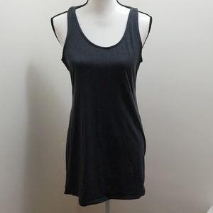 H&m racerback basic long tank top